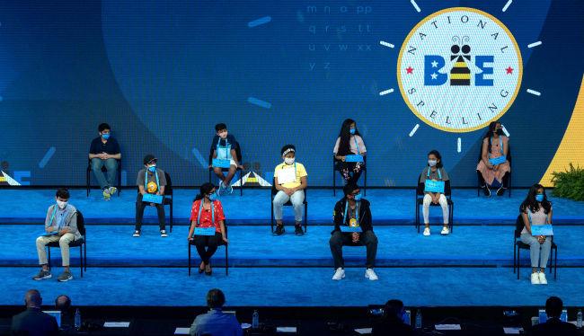 People Are Not Happy With News That The Spelling Bee Is Leaving ESPN