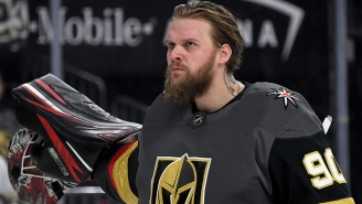 NHL Goalie Robin Lehner Accuses Teams Of Handing Out Prescription Pills Like Candy In Scathing Twitter Thread