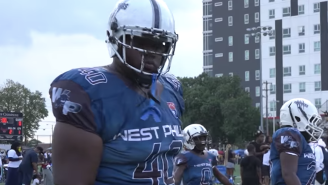 340-Pound Football Prodigy Nyeem Powell Is The Biggest 12-Year-Old On The Planet