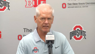 Ohio State Coach Kerry Coombs Delivers Message On Adversity That Everyone Needs To Hear