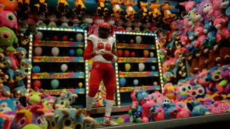 LOOK: N.C. State's Carnival-Themed Uniform Reveal Is The Coolest Of The Season