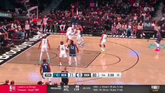 Basketball Fans Are Upset With NBA TV's Refusal To Change Its Ticker And Squished Aspect Ratio