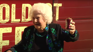 106-Year-Old Pennsylvania Woman Attributes Long Life To Beer, Receives Epic Gift From Favorite Brewery