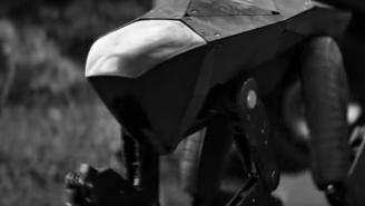 'Black Mirror' IRL: Semi-Autonomous Robot Dogs Now Have Assault Rifles On Their Backs