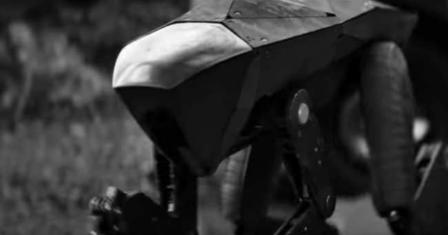 Semi-Autonomous Robot Dogs Now Have Assault Rifles On Their Backs