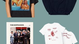 In Honor Of The Many Saints Of Newark, Here's Our Favorite Sopranos-Inspired Merch