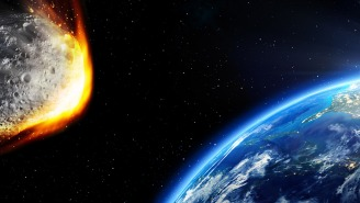 Two Large Asteroids Going Over 21,000 MPH Are Flying Towards Earth