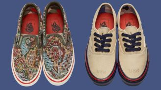 Nigel Cabourn x Vault By Vans—The Latest Collaboration We're Loving