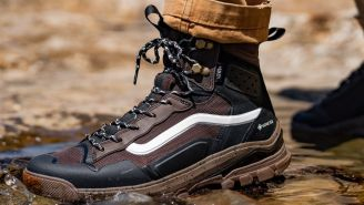 Vans Just Outfitted Their Best-Selling UltraRange Boot With GORE-TEX, And We Love It
