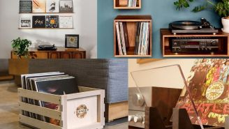 Best Vinyl Record Holders And Displays—Unique Storage Racks, Shelves, And More