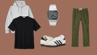 What To Wear With A Pair Of Corduroy Pants—One Of Fall's Most Iconic Garments