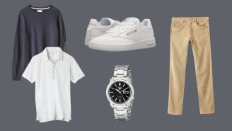 What To Wear With A Seiko 5 Stainless Steel Watch