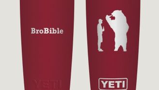Get Free Text And Monograms On Yeti Products From Now Until Friday