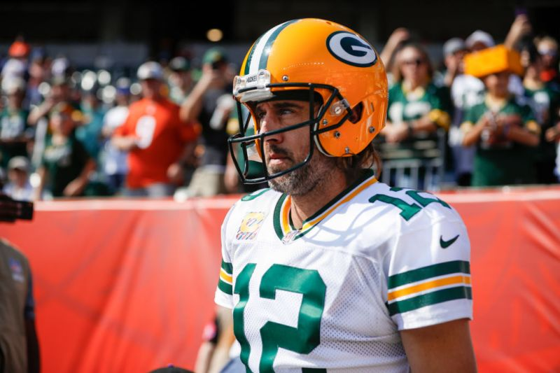 Aaron Rodgers Shares Which NFL Team Has The Best Trash Talking Fans