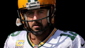 Aaron Rodgers Goes On Honest Diatribe About How The Culture Views Him And Why He Refuses To Play The 'Woke PC' Game