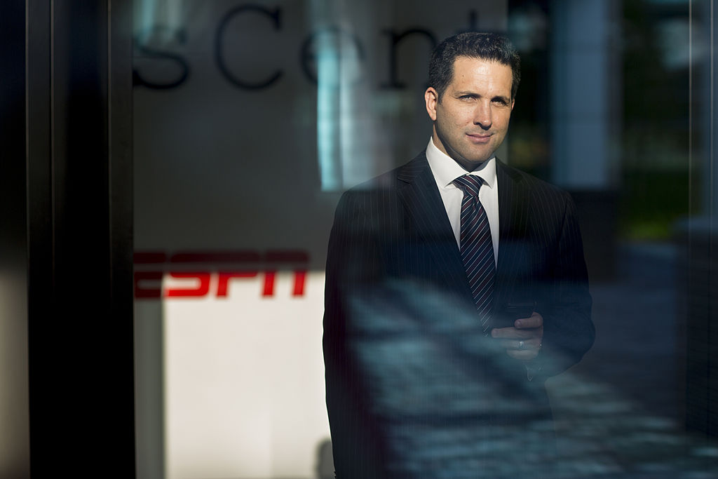 Adam Schefter apology and possibly leaving ESPN for Caesars
