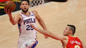 Social Media Reacts To Report That Ben Simmons Tried To Get Out Of Playing Game 7 vs. Hawks