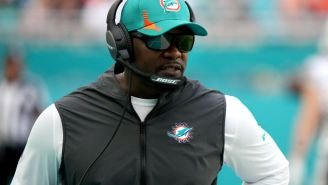 Dolphins Coach Brian Flores Explains Why Playing Against Tom Brady Is Uniquely Difficult