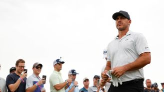 Brooks Koepka Sounds Like He Couldn't Care Less About His Match Against Bryson DeChambeau