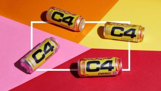 C4 Energy Drink Just Dropped Four New STARBUST Flavors – Here's How To Buy