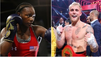 Women's Boxing Champ Claressa Shields Doubles Down And Says She Would 'Whoop' Jake Paul's Ass In Boxing Ring