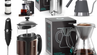 The 17 Best Coffee Gadgets On Amazon To Level-Up How You Make Coffee At Home (2021)