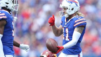 Cole Beasley Attempts To Vilify His Own Fanbase, Bills Mafia Promptly Corrects Him