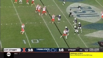 Fans Hated College Football's New Two-Point Conversion Shootout Overtime Rules After 9 OT Illinois-Penn State Game
