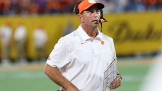 A Frustrated Dabo Swinney Goes On A Rant About The Transfer Portal