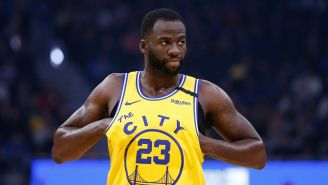 Draymond Green Isn't Going To Push Andrew Wiggins To Get Vaccine: 'You Have To Honor People's Feelings'