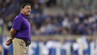 Social Media Reacts To The Ed Orgeron Coaching News
