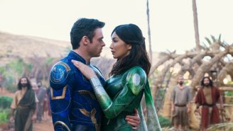 'Eternals' Review: Sweeping, Occasionally Slow Sci-Fi Epic Delivers Heroes Worth Rooting For