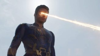 First Clip From 'Eternals' Gives Fans Best Look Yet At Marvel's Oldest Heroes In Action