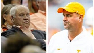 Phillip Fulmer Blasts Jeremy Pruitt As The Vols Former Head Coach Threatens Lawsuit Over Firing