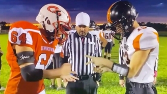 High School Football Teams Replaced The Coin Toss With Rock, Paper, Scissors In A Change We Can Get Behind