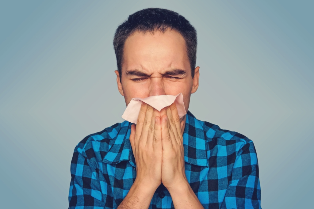 how to clear a stuffy nose and drain sinuses