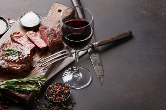 """Steak could be a luxury because it isn't """"climate friendly,"""" according to Danish Crown Chief Executive Officer Jais Valeur"""