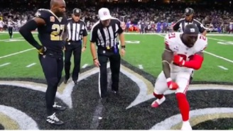 Hot Mic Catches Giants' Jabrill Peppers Cursing After Winning Coin Toss In OT 'We Want That Ball, F*** Em'