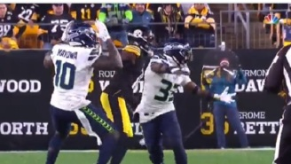 """Seahawks' Jamal Adams Embarrassingly Drops Crucial Interception After Calling Himself 'Best In The Nation"""""""