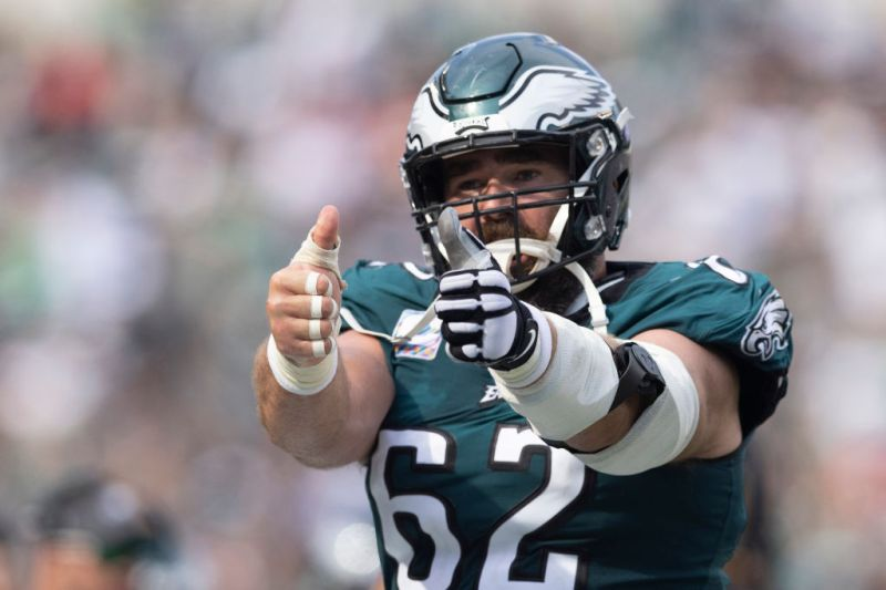 Jason Kelce Eviscerates Ben Simmons, Offers Him Some Sound Advice