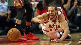 Joakim Noah Compares Learning About Derrick Rose's ACL Tear To 9/11, Social Media Reacts Accordingly