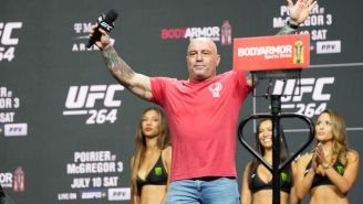 Joe Rogan Used To Bet On UFC Fights He Called, Absolutely Dominated Bookmakers