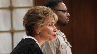 Judge Judy Did Bailiff Byrd So Dirty, 25 Years Of Loyal Service Be Damned