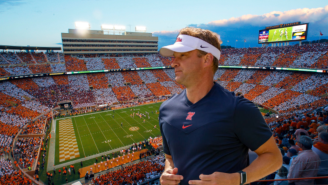 Lane Kiffin Is Taking A Hilarious Approach To Get His Team Ready For Sell-Out Crowd At Tennessee