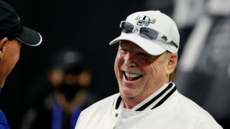 Mark Davis Is A Middle Schooler In A 66-Year-Old's Body, This Video Confirms It
