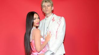 Megan Fox And Machine Gun Kelly's Quotes About Their Love Are What An Acid Trip Feels Like