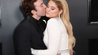 Meghan Trainor And Her Husband Had Two Toilets Installed Side-By-Side In Their Home So They Could Go To The Bathroom Together