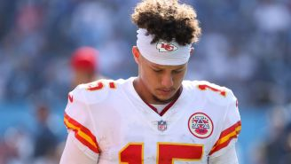 NFL Fans React To Patrick Mahomes Saying It's Been 'Rainbows And Flowers' For Years But That's Over For Now