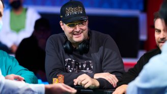 Phil Hellmuth Drops 40 F-Bombs In 4 WSOP Hands In One Of The Biggest Poker Brat Rants Ever