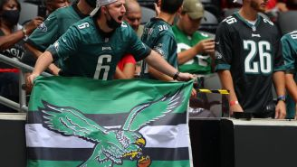 Eagles Fan Passes Out Yelling While Watching Game, Wakes Up In Hospital To Delightful Surprise